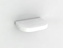 wall-mounted soap dish B-SS groove design