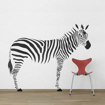 wall sticker (animals) ZEBRA 	 Paristic