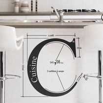 wall sticker (kitchen) C by Hilton McConnico Paristic