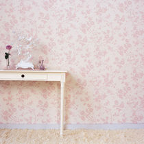 wallpaper: floral pattern PAPER PERFECT : AMELIE CROWSON