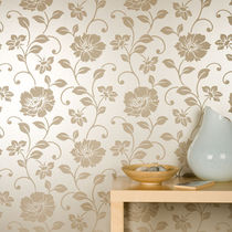 wallpaper: floral pattern PAPER PERFECT 2 : ASTORIA CROWSON