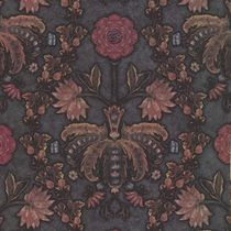 wallpaper: floral pattern NEW BOND STREET C.1690 The Little Greene