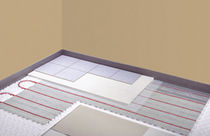 warm water underfloor heating CLIMACOMFORT&reg; TBS Roth France
