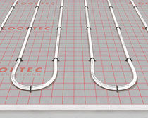 warm water underfloor heating FLOORTEC RETTIG AUSTRIA GMBH