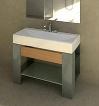 washbasin stand BLOCK 106 VALDAMA