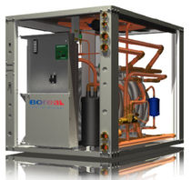 water/water geothermal heat pump W-SERIES (HW) boreal energy