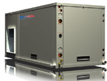 water/water geothermal heat pump ACH(RH) boreal energy