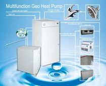 water/water geothermal heat pump 3GEO-23 SPLIT ALL IN ONE Palm Air Conditioning & Equipment Co.,Ltd