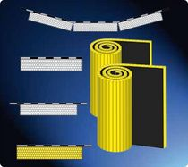 waterproof extruded polystyrene and bitumen roll insulation (for roofs) STIROBIT sirap insulation