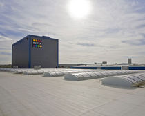 waterproofing polyolefin roofing membrane  Firestone Building