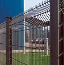 welded mesh industrial fence  KOPP France
