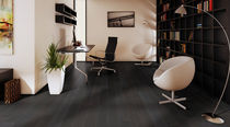 wenge engineered wood floor CASTELLO : OAK SILK QUICK-STEP