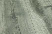 wide laminate flooring: oak SILVER GREY OAK ALLOC