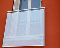 window railing IMMOBILIARE GALILEO ALUSCALAE