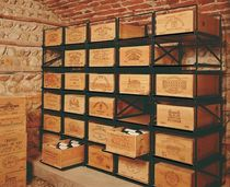 wine case shelving MODULORACK Eurocave