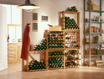 wine shelf MODULOCUBE Eurocave