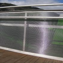 wire mesh railing EGLA-TWIN 4243 HAVER & BOECKER