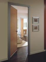 wood-aluminium swing door ZN 21 zemma srl