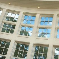 wood-aluminium triple glazed casement window (Energy Star and FSC certified) ULTRA SERIES CRANK-OUT EP  KOLBE