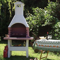 wood burning barbecue VENTOUX GIROLAMI CAMINETTI