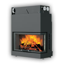 wood-burning closed hearth for boiler fireplaces TC DX/SX 25 GIROLAMI CAMINETTI