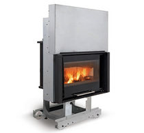 wood-burning closed hearth for boiler fireplaces TERMOCAMINO BASE DSA Nordica