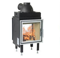 wood-burning closed hearth for fireplaces N-23G Nordpeis