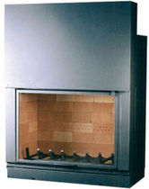wood-burning closed hearth for fireplaces AX-F1400 Axis