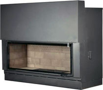 wood-burning closed hearth for fireplaces AX-H1600 Axis