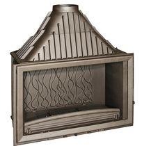 wood-burning closed hearth for fireplaces 900 GRANDE VISION  INVICTA