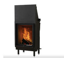 wood-burning closed hearth for fireplaces (retractable door) N-30 Nordpeis