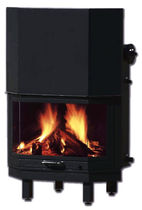 wood-burning closed hearth for boiler fireplaces IKT 29 P italiakalor
