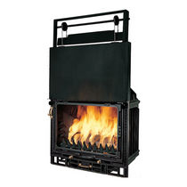 wood-burning closed hearth for fireplaces 67 GC 1  RENE BRISACH