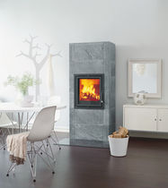 wood-burning closed hearth for fireplaces I 350 FL Jøtul