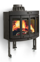 wood-burning closed hearth for fireplaces I 400 HARMONY Jøtul