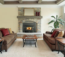 wood-burning fireplace insert 2700 I QUADRA-FIRE