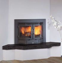 wood-burning fireplace insert PANOLUX 52-65 Barbas