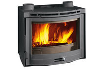 wood-burning fireplace insert 70 VENTILATO TONDO  Nordica