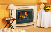 wood-burning fireplace insert C770 HERGOM