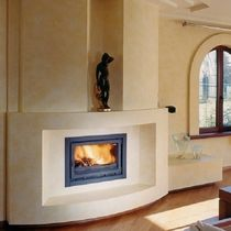wood-burning fireplace insert DESIGN 68/45 Flam