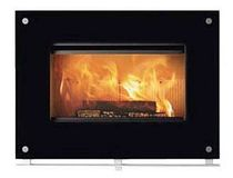 wood-burning fireplace insert LOTUS H470 G Broseley Fires