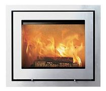 wood-burning fireplace insert LOTUS H570 R Broseley Fires