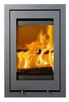 wood-burning fireplace insert LOTUS H700 Broseley Fires