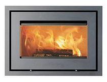 wood-burning fireplace insert LOTUS H470 Broseley Fires