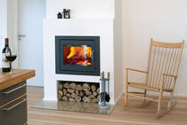 wood-burning fireplace insert RAIS 60 RAIS