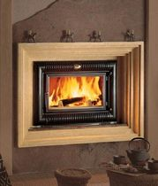 wood-burning fireplace insert C 31 J&oslash;tul