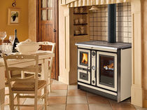 wood burning range cooker / boiler ITALY TERMO DSA Nordica