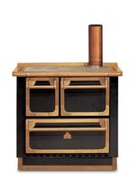 wood burning traditional range cooker CNL902 RESTART