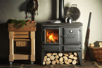 wood burning traditional range cooker IRONHEART Esse