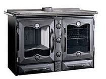 wood burning traditional range cooker SUPREMA GRANDE Broseley Fires